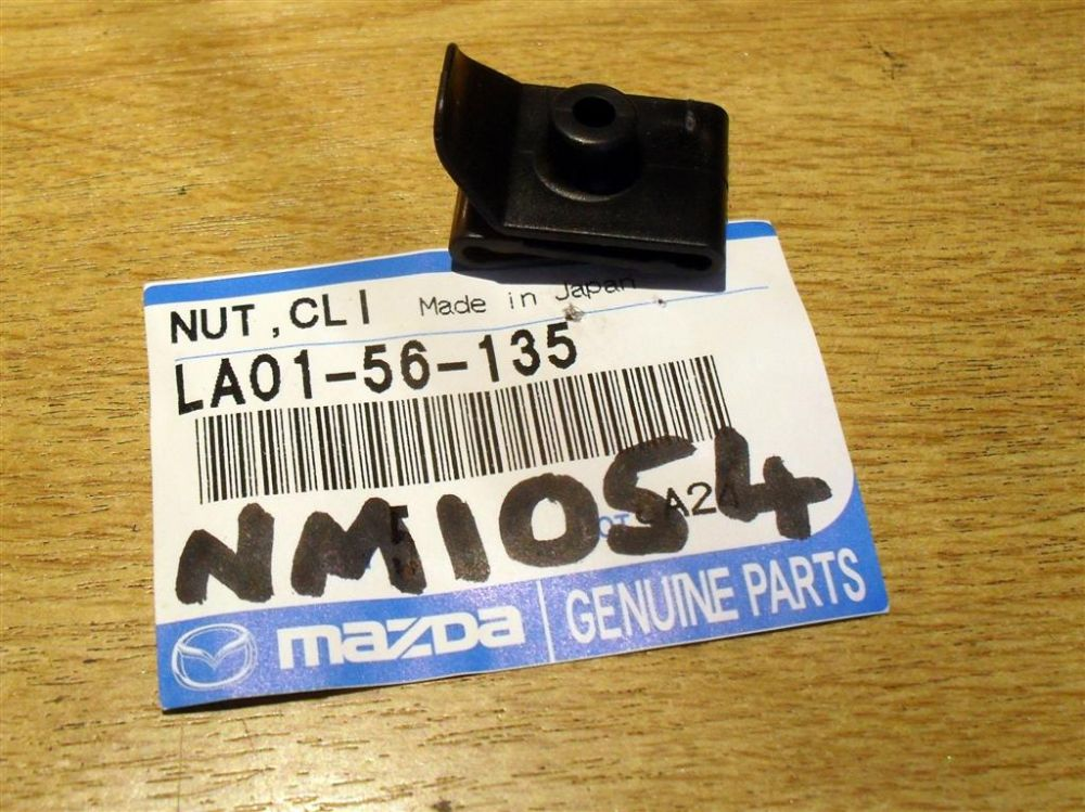 Nut / Clip, wheelarch liner, Mazda MX-5 mk1, 89-98, LA0156135